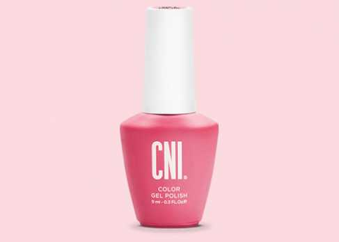 Гель лак Пинк Силк 9 мл Pink Silk GPF 6-9 CNI