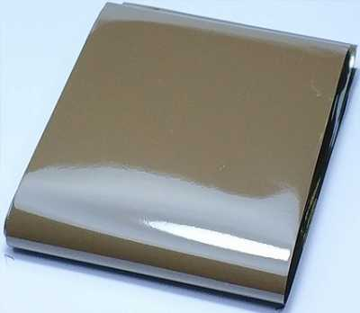 ARTEX фольга матовая (коричневый) 1м х 5см 07230116
