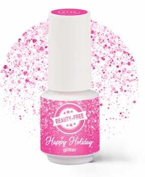 BF143-4 Гель-лак для покрытия ногтей. Happy Holiday #143 Елочный шарик Beauty Free