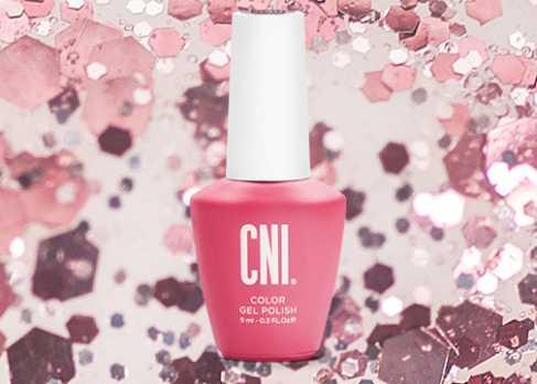GPP 122 Гель лак Розовое сияние 9 мл CNI