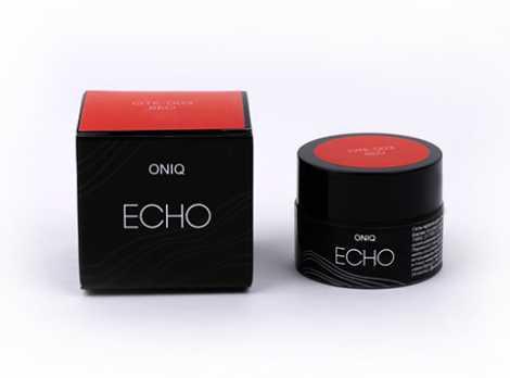 OTE-003 Гель-краска для стемпинга. Echo Red