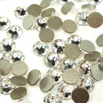 Стразы Swarovski (размер №20) кристалл 50шт.