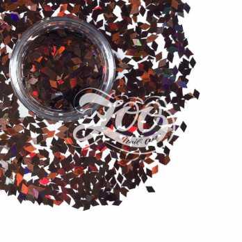 1148 Ромбики для дизайна (коричневые)