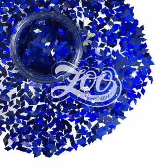 1156 Ромбики для дизайна Zoo (синие)