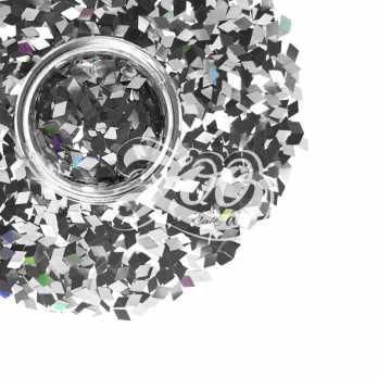 1153 Ромбики для дизайна (серебряные)
