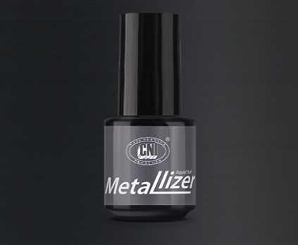GMC 9-5 Black 5 мл (№ 10) Metallaizer Металлайзер черный
