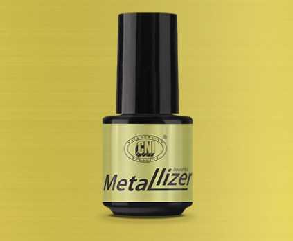 GMC 2-5 Gold 5 мл (№ 24) Metallaizer Металлайзер золото