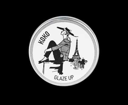 GCP 5-5 Glaze Up гель-паста для нейл-арта Коко 5 г CNI