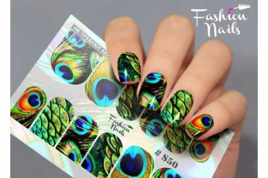 Fashion Nails слайдер FN S