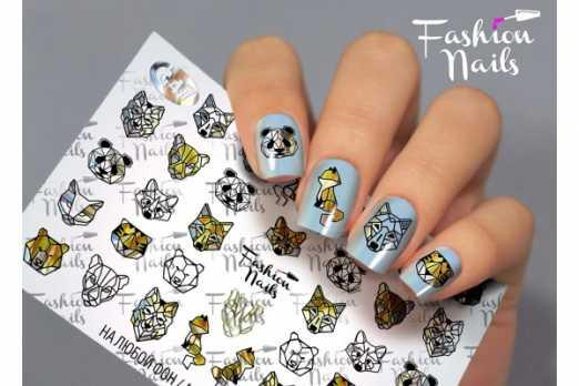 Fashion Nails слайдер FN G