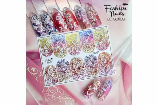 Fashion Nails слайдер FN 3D