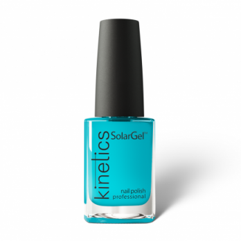 Kinetics Профессиональный лак SolarGel Polish 15 мл (112) Top of the Wave