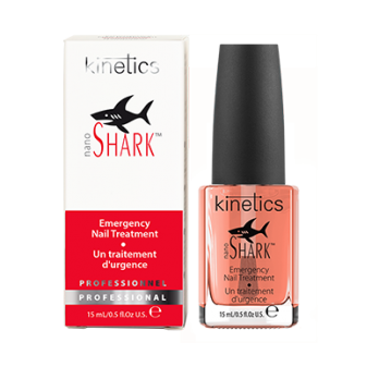 Kinetics Основа K-Nano Shark Nail Treatment 15 мл (акула)