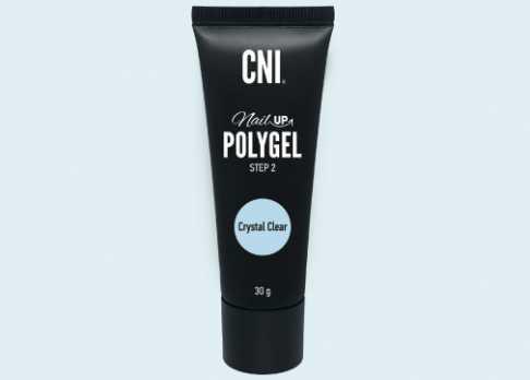GNP 1-30 Nail Up Полигель Кристал Клиар 30 г CNI (Прозрачный)