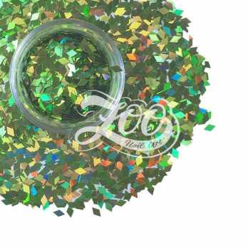 1152 Ромбики для дизайна (светло-зеленые)
