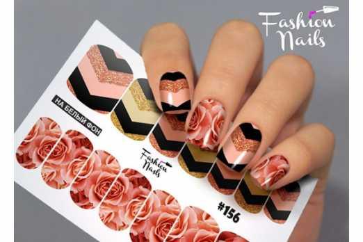 Fashion Nails слайдер FN #