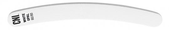 """FMO 4-80/80 Пилка для моделирования """"Белый Опал"""" 80/80"""