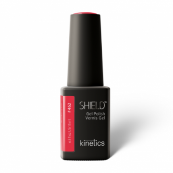 Kinetics Гель-лак SHIELD 15 мл (462N Guiltless) RASPBERRY GIN