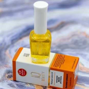 IQ Beauty Обогащённое масло для кутикулы Premium Cuticle Oil, 12,5мл (New Design) IQTR010