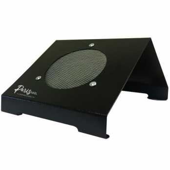 Пылесборник маникюрный (металл, черный) ND-PRO 80Вт ParisNail