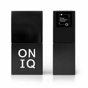 OGP-911 Гель-лак для покрытия ногтей. Финишное покрытие Top Point Glossy No Cleanse Topcoat без липкого слоя