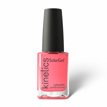 Kinetics Профессиональный лак SolarGel Polish 15 мл (362) Too Hot to Believe
