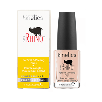 Kinetics Основа K-Nano Rhino Nail Treatment 15 мл (носорог)